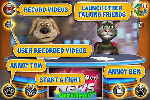 دانلود بازی گربه و سگ سخنگو