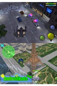 بازی جالب و سرگرم کننده Paris Must Be Destroyed v1.0