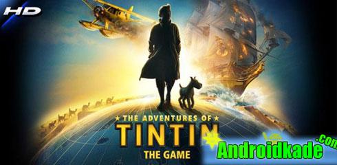 نسخه جدید و کرک شده بازی The Adventures of Tintin HD + گیم دیتا