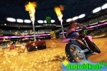 نسخه جدید بازی زیبای Ricky Carmichaels Motocross v1.0.4 +data