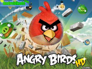 بازی محبوب Angry Birds 2.1.1