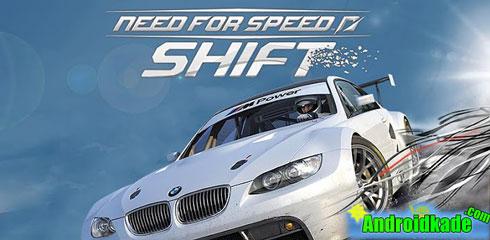 بازی زیبا و گرافیکی NEED FOR SPEED Shift by EA v2.0.29