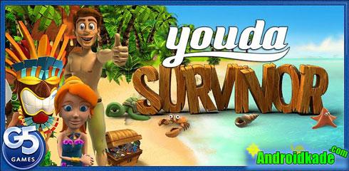 نسخه جدید و کرک شده بازی زیبا و فوق العاده Youda Survivor full v1.2