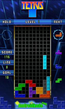 بازی خاطره انگیز Tetris Space V 1.1