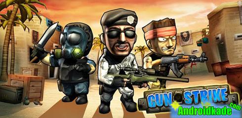 نسخه جدید بازی زیبا و اکشن Gun Strike XperiaPlay v1.1.9