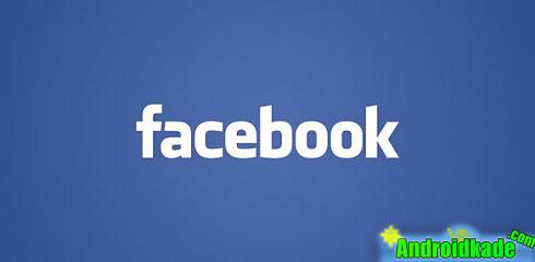 نسخه جدید برنامه Facebook for Android V 1.9.2