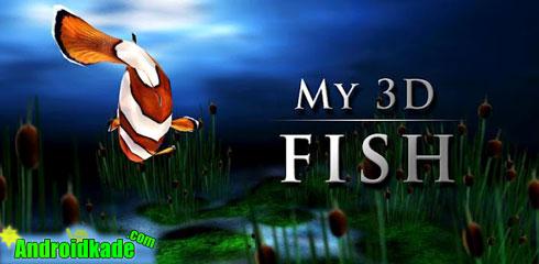 اکواریوم زیبای  My 3D Fish v1.5