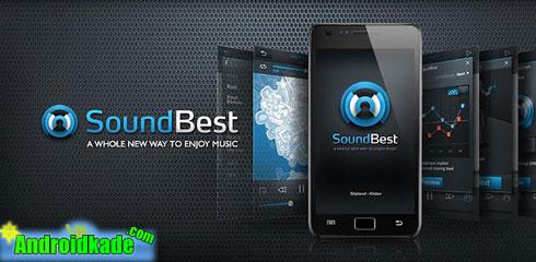 نسخه جدید و کرک شده موزیک پلیر فوق العاده SoundBest Music Player v1.1.6