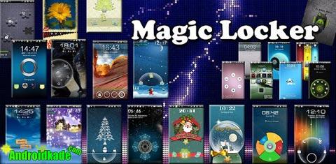 MagicLocker Main v1.5 قفل صفحه ای زیبا (آپدیت شد)