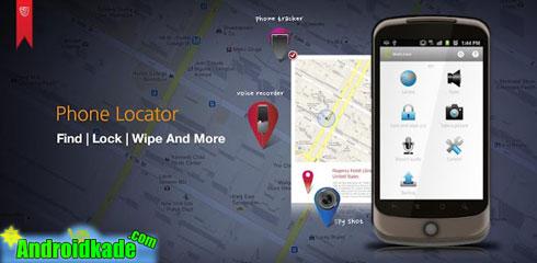 تعیین محل تلفن گم شده با Phone Locator PRO   MobiUcare v55