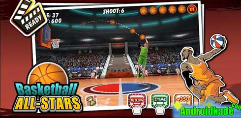بازی زیبای Basketball All Stars v1.0