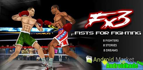 بازی فوق العاده زیبای Fists For Fighting (Fx3) v1.0