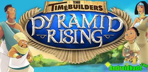 نسخه جدید بازی زیبا و جذاب Pyramid Rising v1.2.7 + دیتا