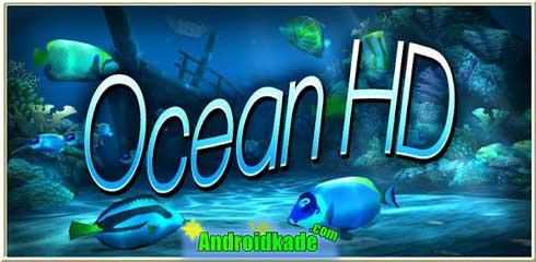 نمایی زیبا از زیر اقیانوس با Ocean HD v1.0