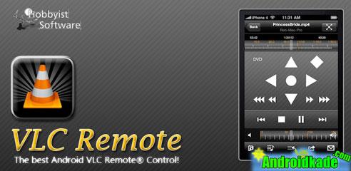 برنامه فوق العاده ی VLC Remote v2.92