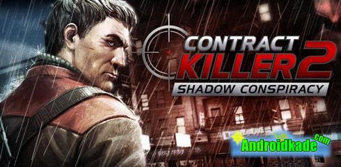 بازی اکشن و فوق العاده گرافیکی CONTRACT KILLER 2 v1.0 + دیتا