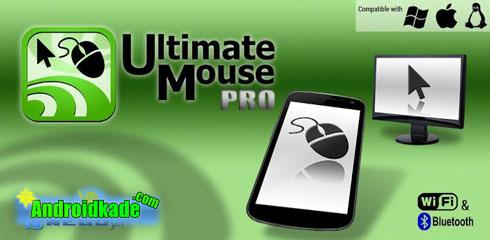 کنترل از راه دور با Ultimate Mouse Pro v2.4