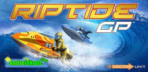 نسخه جدید بازی هیجان انگیز قایقرانی  Riptide GP v1.5