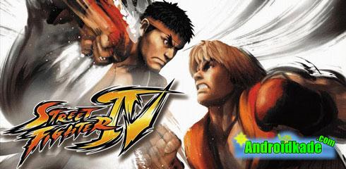 بازی اکشن و زیبای Street Fighter IV v1.0