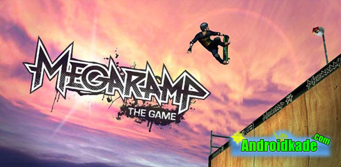 بازی فوق العاده زیبای MegaRamp The Game v1.0.9