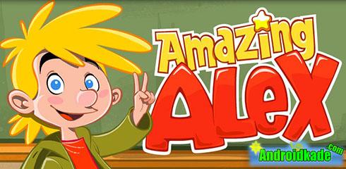 بازی فوق العاده Amazing Alex HD v1.0.5