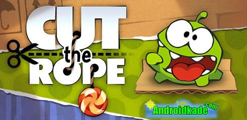 بازی شگفت انگیز Cut the Rope HD v2.2