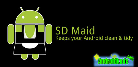 برنامه کاربردی SD Maid Pro - System Cleaning tool v5.1.9