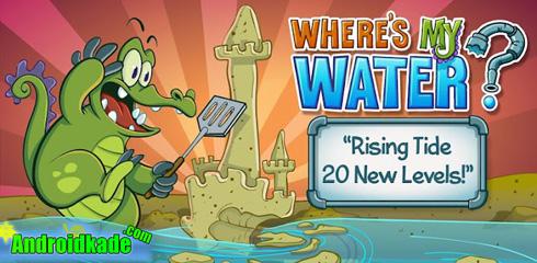 دانلود Where's My Water? 2 v1.9.9 - بازی حمام تمساح 2 اندروید